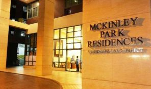 2 Bedroom Condominium for Sale in McKinley West Taguig City